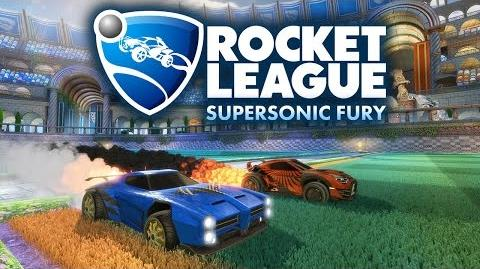 Rocket League - Supersonic Fury DLC Pack Trailer
