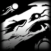 Space Worm decal icon