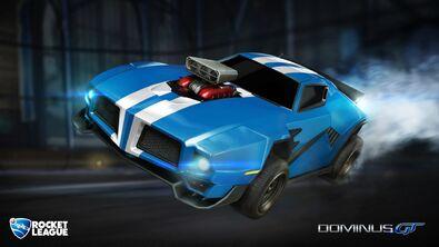 Dominus GT hero art