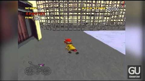 480p Rocket Power Team Rocket Rescue for PS1 (with commentary)