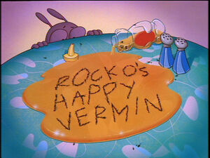 Rockos Happy Vermin