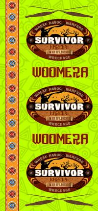 Woomera Buff