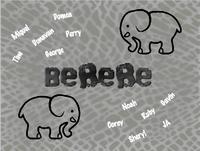 Bebebe Flag