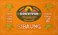 Sibaung Flag