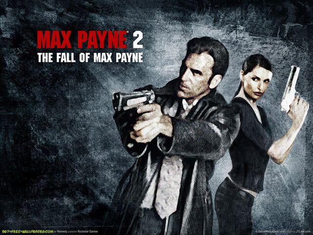 File:Max Payne 2 Graphic Novel.jpg