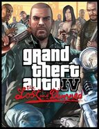 Grand Theft Auto IV coverart