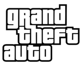 Grand Theft Auto logo series