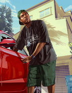 Gtav-lamar-stealing-car