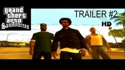 GTA San Andreas - Official Trailer 2 HD