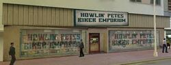 Howlin petes biker emporium 1