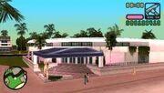 Malibu club exterior 2