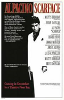 Scarface movie cover