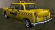 Kaufman cab back