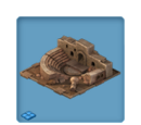 Amphitheatre ruins