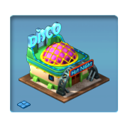 Entertainment Disco club