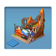 Entertainment Roller Coaster