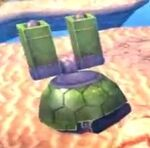 Enemy turtle