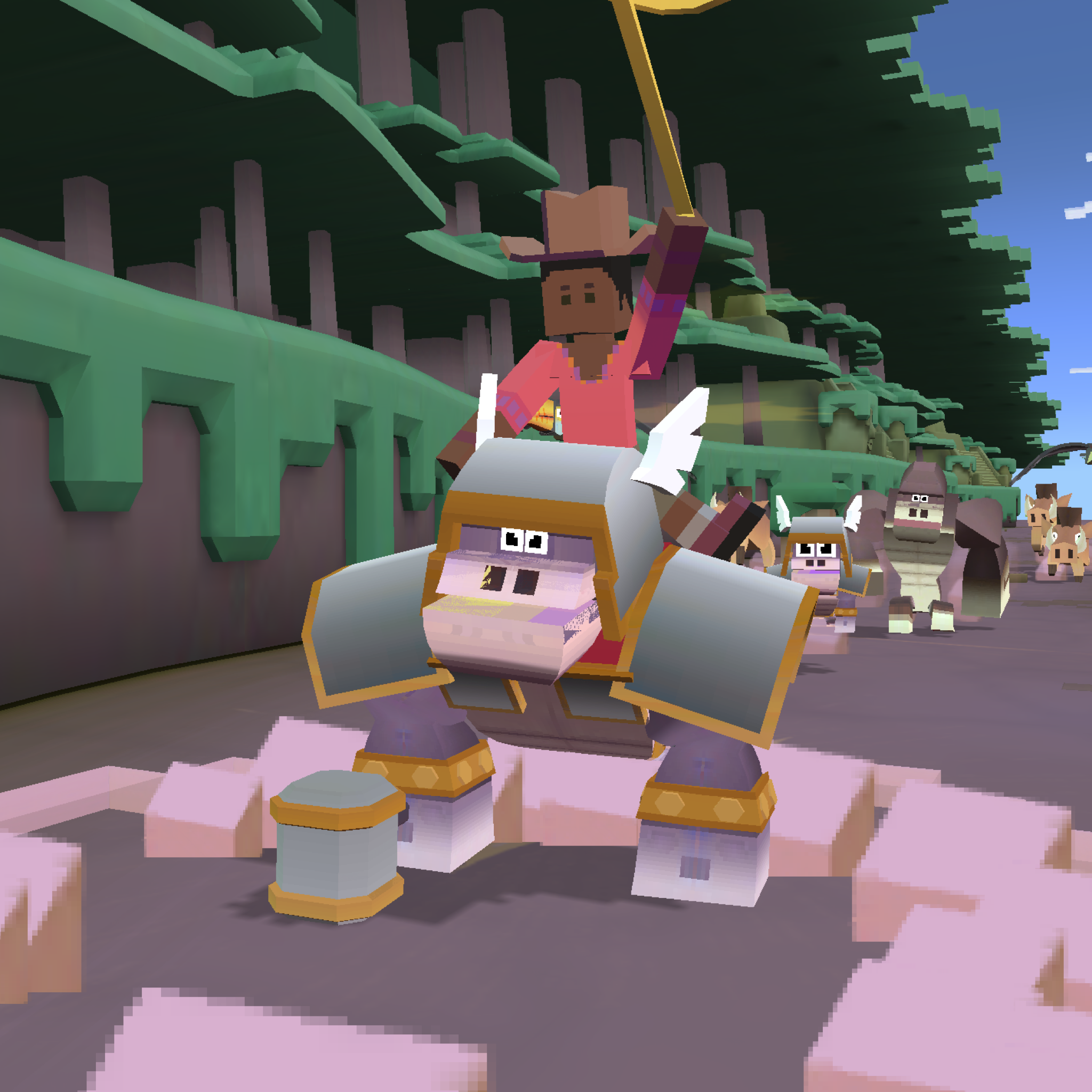 Thorilla Rodeo Stampede Official Wiki Fandom Powered