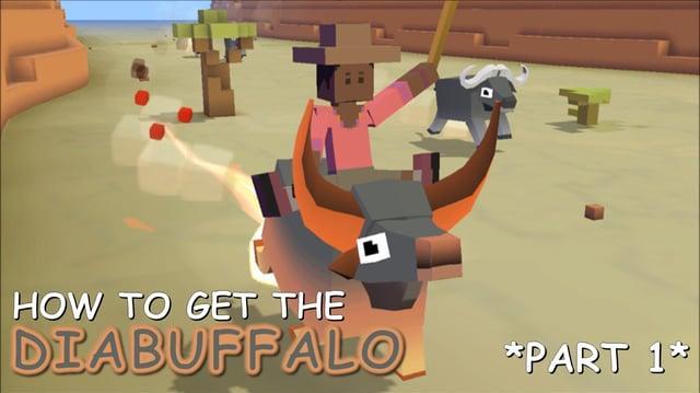 Video Secret Animal 1 Diabuffalo Part 1 Straight Line
