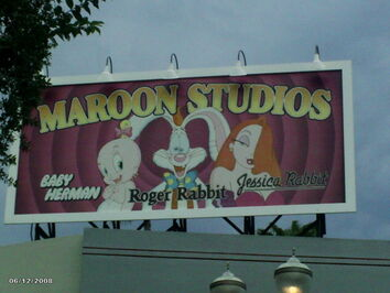 Maroon Cartoons by wolf of ice