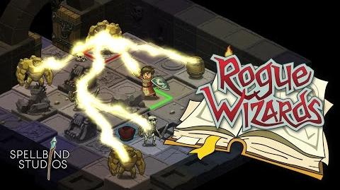 Rogue Wizards Game Trailer 2014-10-28
