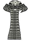 120 Stone Worm