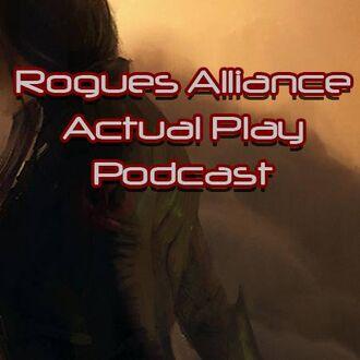 Rogues Alliance Logo
