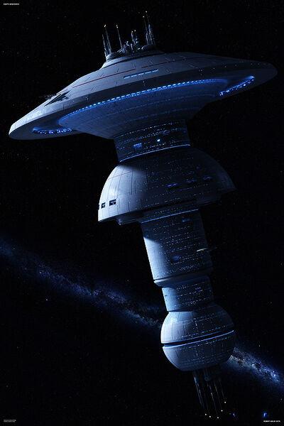 Spacedock Deep Space
