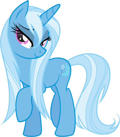 File:88877 - FULL HOUSE GET great and powerful recolor great and powerful res I have the greatest and most powerful boner recolor The Great And Powerful Trixie Trixie wet mane.png