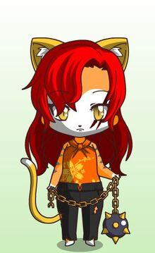 Aria the adventurer