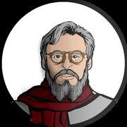 Magnus Godrikson portrait 2