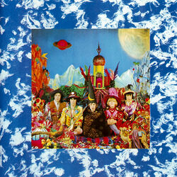 Their Satanic Majesties Request-cover art