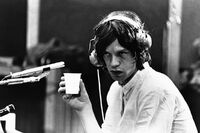 Mick jagger cup