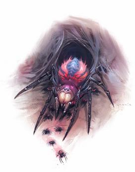 Spider, Giant