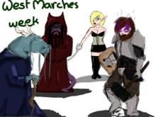West marches week 16 by liefington