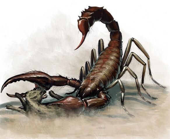 File:Giant Scorpian by BenWootten.jpg