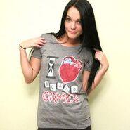 Brittney Heart Shirt