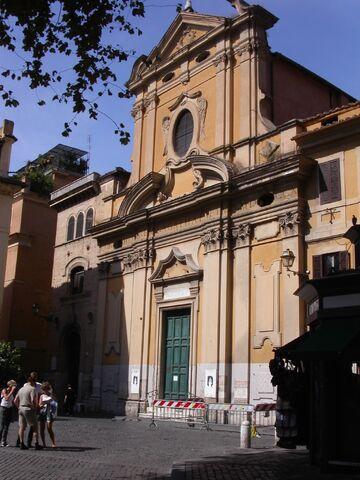 File:Agata in Trastevere, frontage.jpg