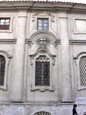 File:2011 Carlo alle Quattro Fontane, side detail.jpg