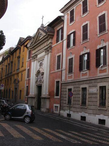 File:Agata dei Goti, main entrance.jpg