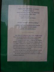 Tommaso ai Cenci -notice