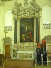 2011 Ambrogio, right transept
