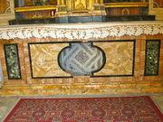 2011 Ambrogio, main altar frontal