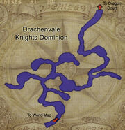 Drachenvale map
