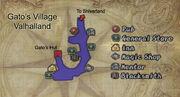 Gato's Village map