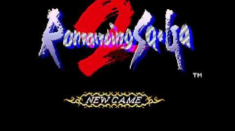 SNES SFC Soundtracks - Romancing SaGa 2