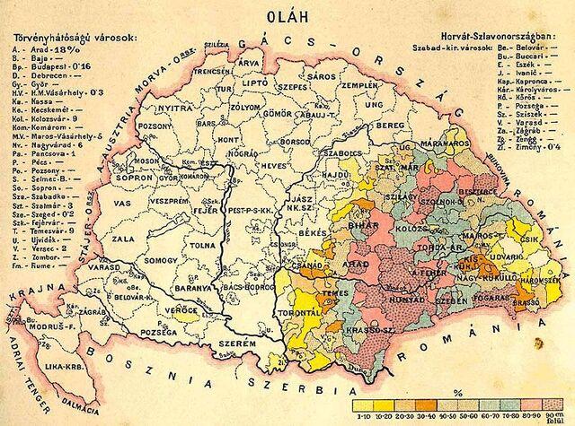 Fișier:Walachians (Romanians) in Hungary, census 1890 .jpg