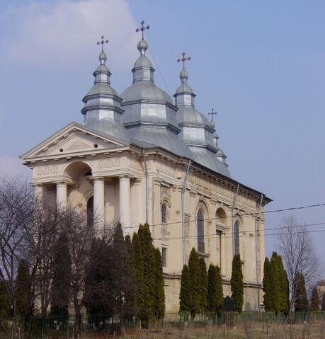 Fișier:Biserica Mănăstirii Frumoasa1.jpg
