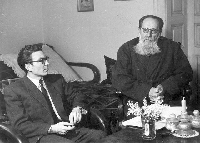 File:Mircea Zaciu si Ion Agarbiceanu.jpg