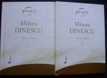 Mirceadinescu operapoetica